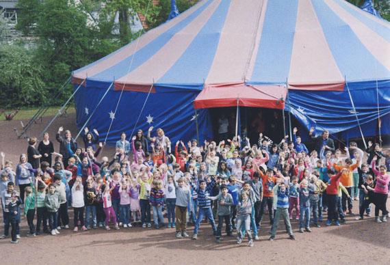 Zirkus Gruppe A