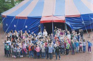 Zirkus Gruppe B